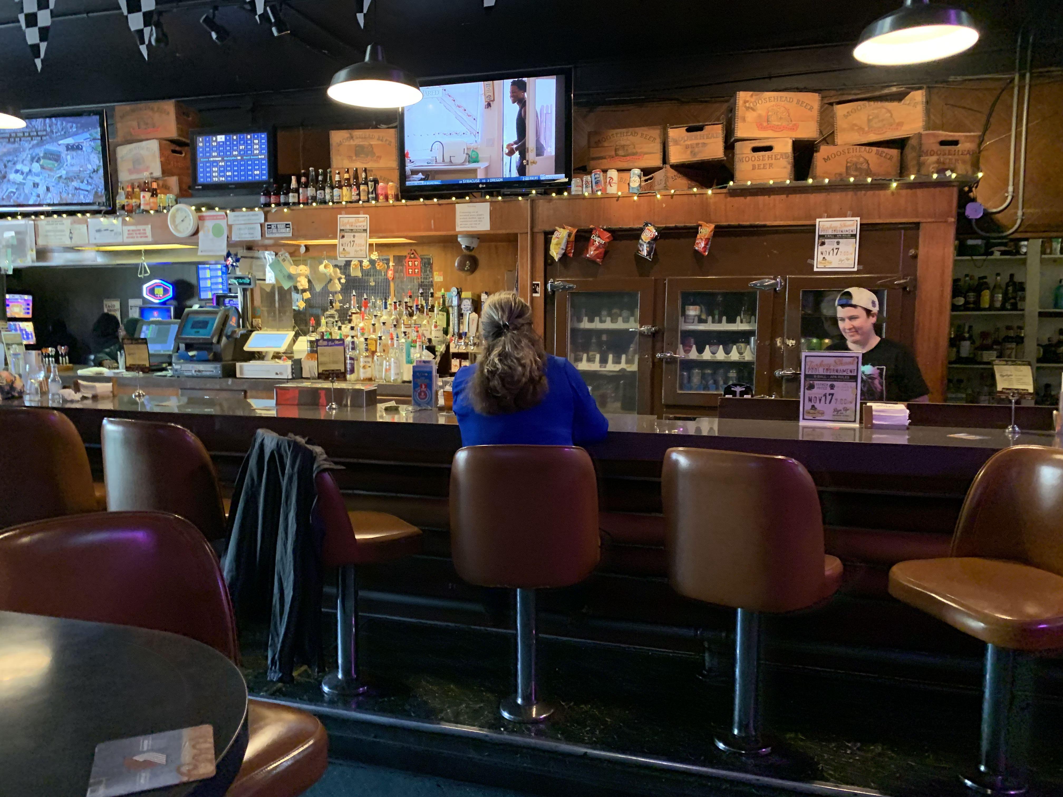 Portland Dive bars kcisme Diana Prince