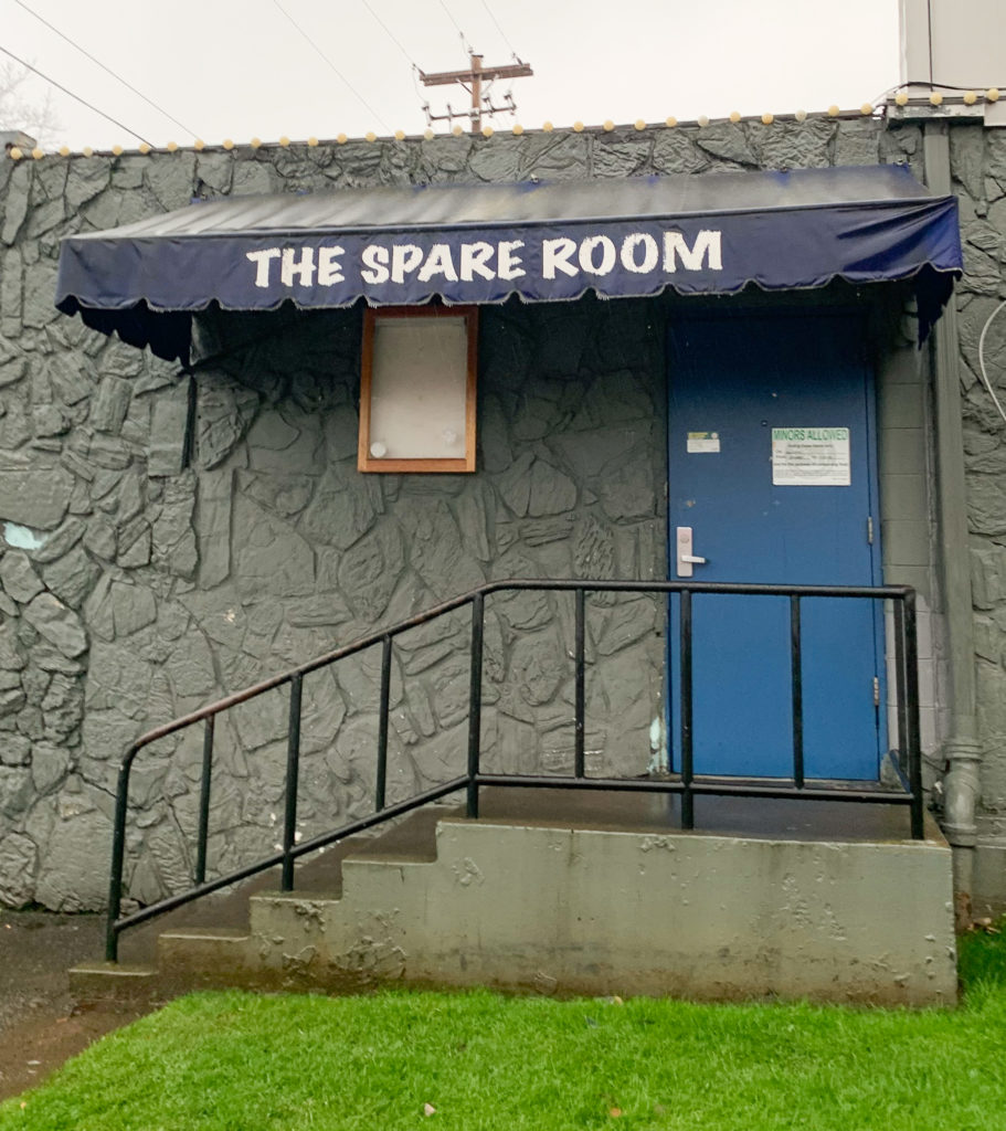 The Spare Room Portland Dive Bars Steven Shomler