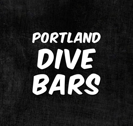 Portland Dive Bars Steven Shomler and kc is me