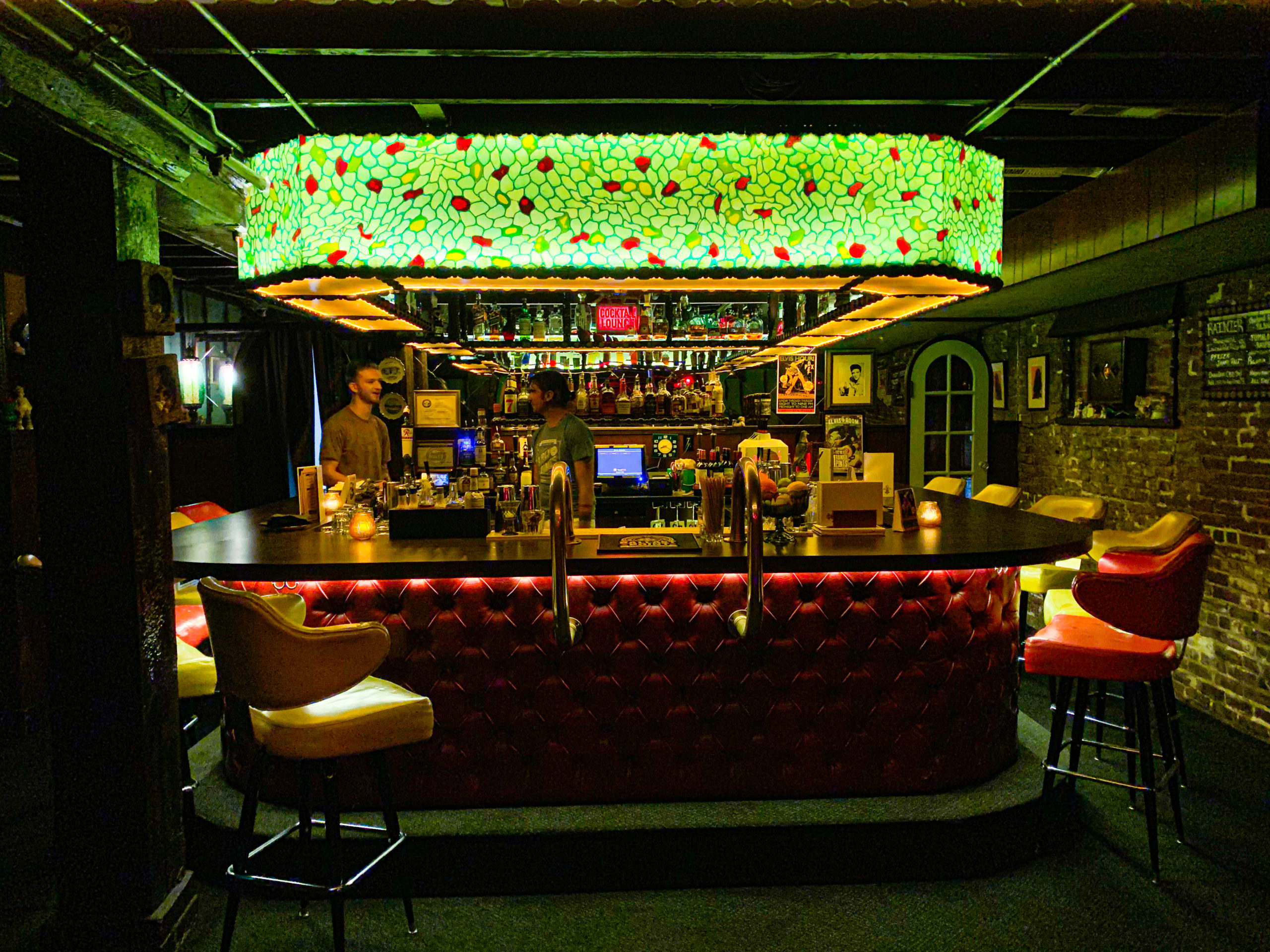The Elvis Room Portland Dive Bars Photos by Steven Shomler