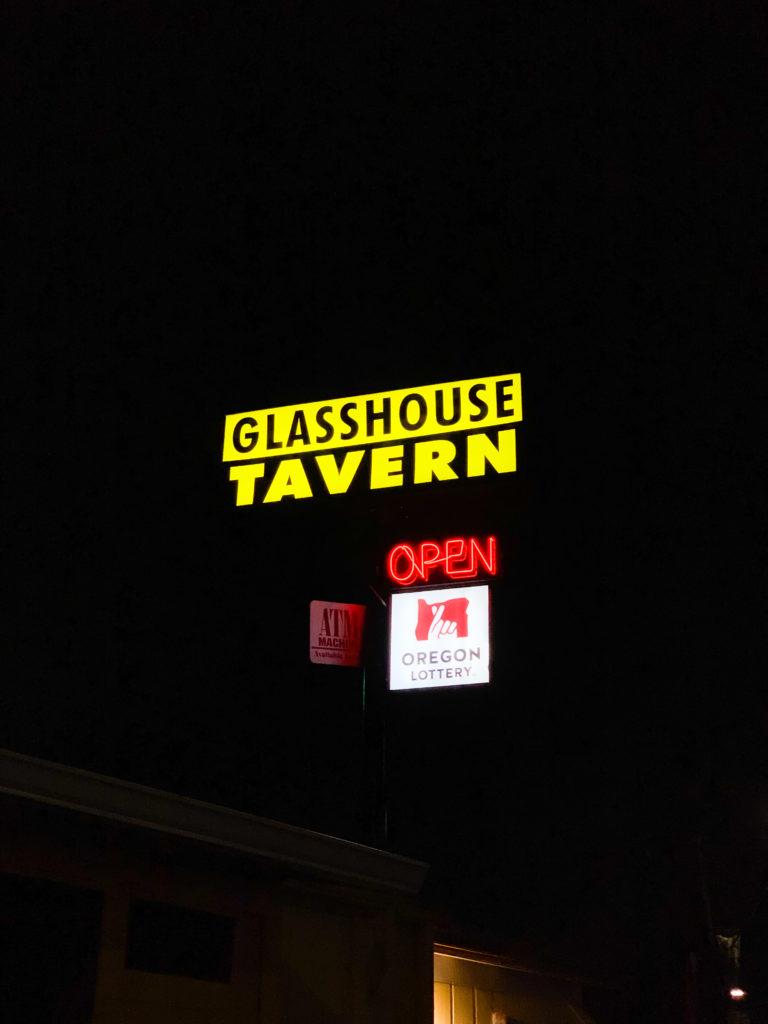 The Glasshouse Tavern Portland Dive Bars Photos by Steven Shomler