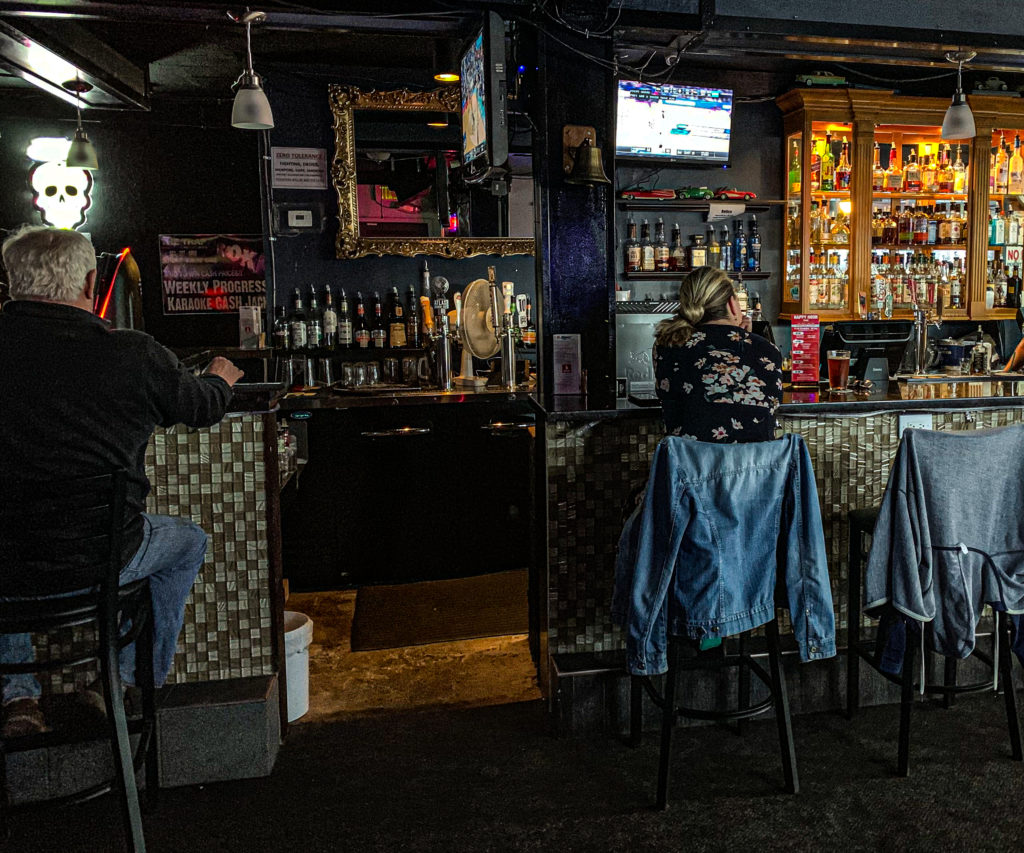 The Trap Portland Dive Bars Photos by Steven Shomler