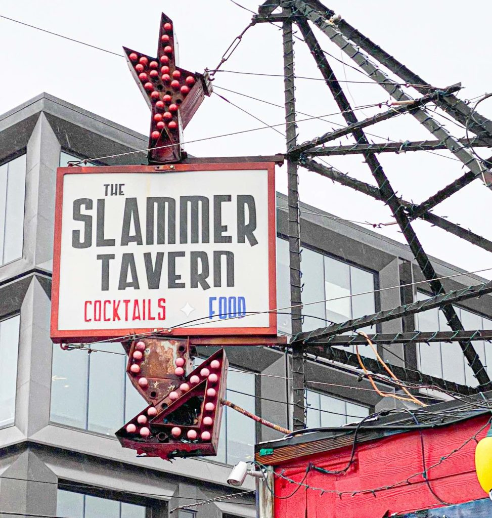 The Slammer Tavern Portland Dive Bars Photos by Steven Shomler