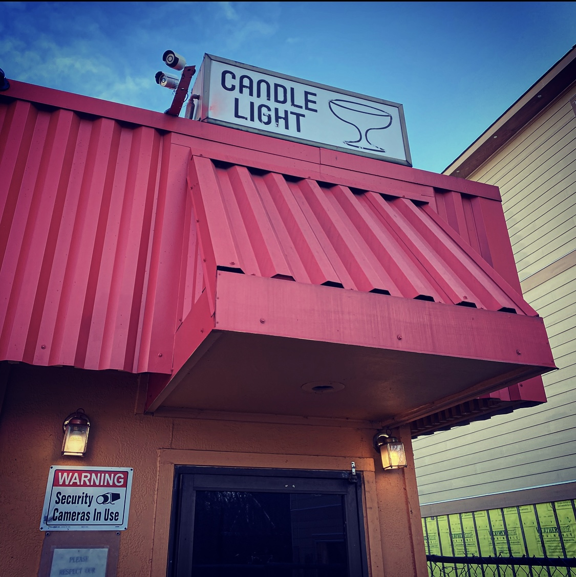 The Candlelight Restaurant and Lounge Portland Dive Bars Photos by Steven Shomler
