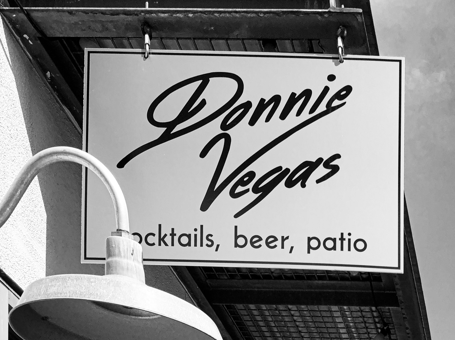 Donnie Vegas – Portland Dive Bars Words by KC is me Photos by Steven Shomler