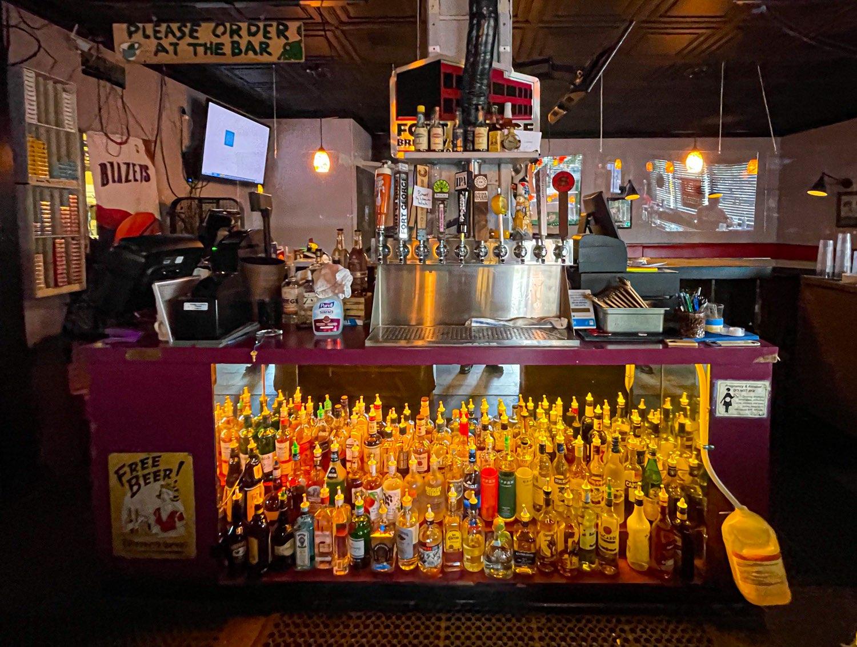 George's Corner Tavern Portland Dive Bars Photos by Steven Shomler